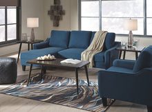Load image into Gallery viewer, Jarreau - Sofa Chaise Queen Sleeper - 1150371 - Signature Design by Ashley Furniture