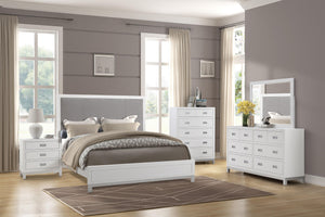 Ian Bedroom Collection - 8 Piece Bedroom Set Only
