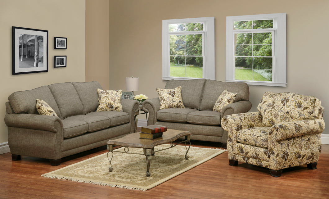 Kingston - Sofa Seating Collection - Made In Canada
