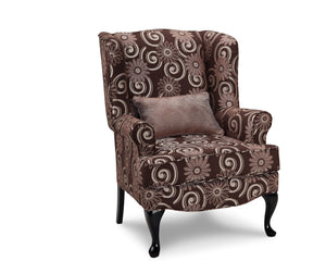 Mia - Accent Chair - Made in Canada
