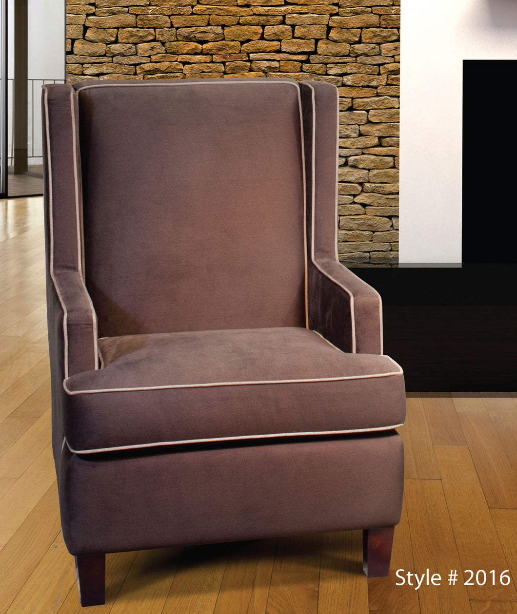 Grayson - Accent Chair - Made In Canada