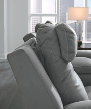 Load image into Gallery viewer, Trampton - Power Recliner Love Seat - Adjustable Headrest - 3130313 - Ashley Furniture