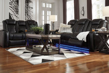 Load image into Gallery viewer, Party Time - Power Recliner Sofa - Adjustable Headrest - 3700313 - Ashley Furniture