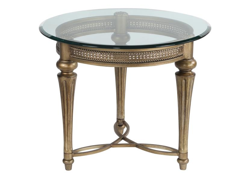 Galloway - Round End Table - 37504 - Magnussen Home