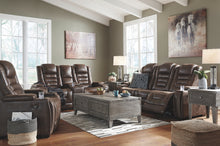 Load image into Gallery viewer, Game Zone - Power Recliner Sofa - Adjustable Headrest - 3850118 - Ashley Furniture