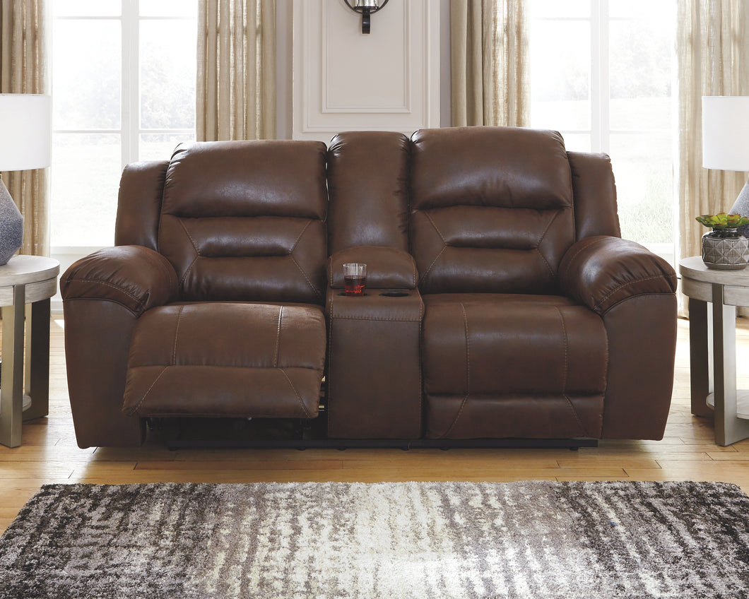 Stoneland - Power Recliner Love Seat - 3990496 - Ashley Furniture