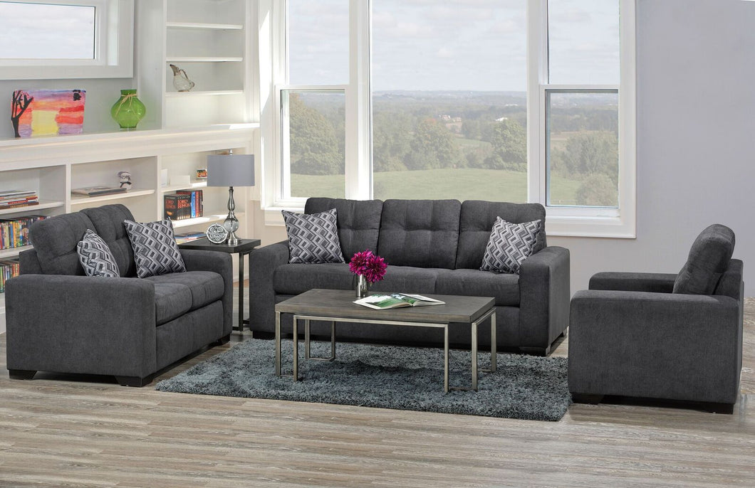 Austin - Sofa Seating Collection - Made In Canada