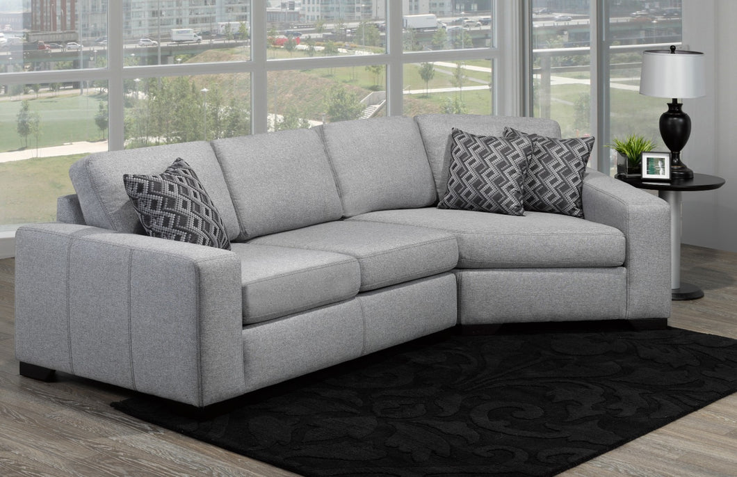 Aspen - Custom Sofa Sectional Collection - Made In Canada