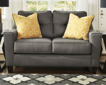 Load image into Gallery viewer, Forsan Nuvella - Loveseat - 6690235 - Signature Design by Ashley Furniture