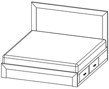 Load image into Gallery viewer, Sydenham - Solid Wood Bed - Made in Canada