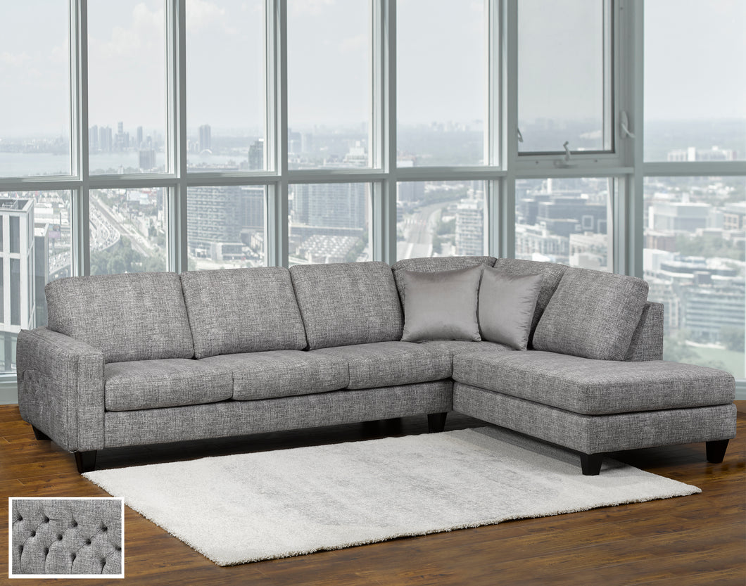 Rosehill - Custom Sectional Collection - Made In Canada