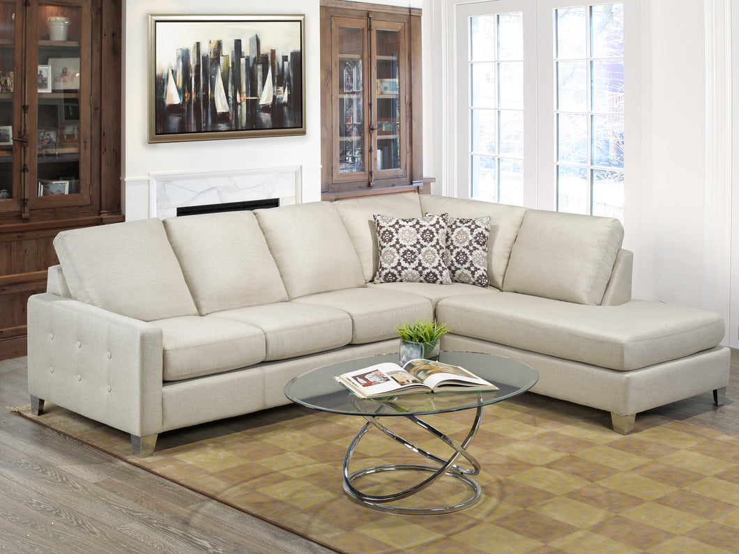 Rexford - Custom Sofa Sectional Collection - Made In Canada