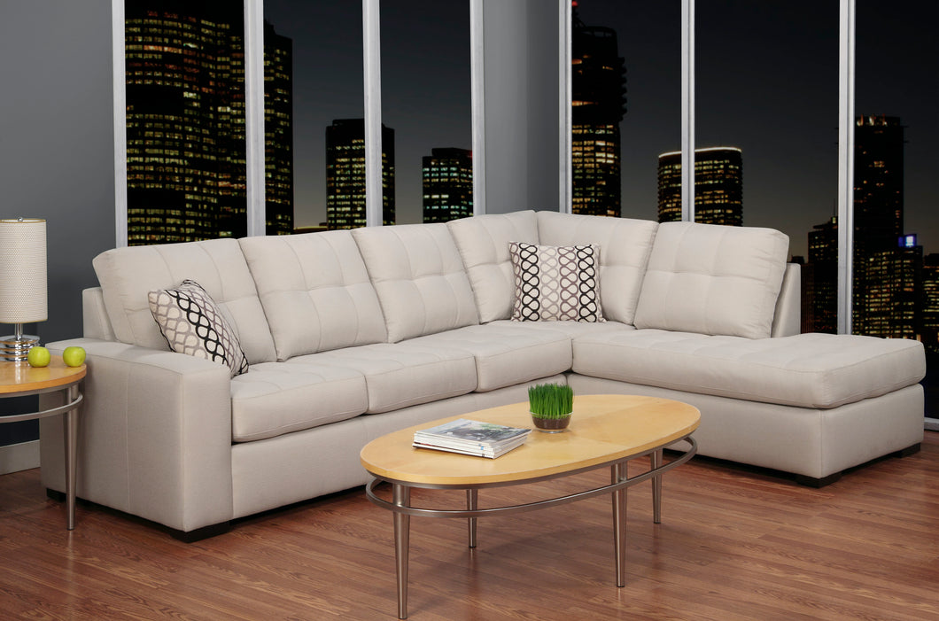 Coral - Custom Sofa Sectional Collection - Made In Canada