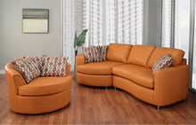 Load image into Gallery viewer, Morocco Modern Sectional - Made in Canada