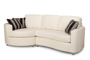 Morocco Modern Sectional - Made in Canada