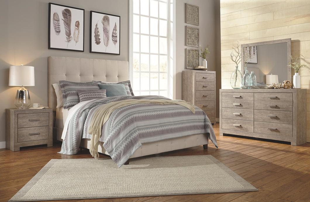 Dolante - Queen Upholstered Bed - B130-581 - Signature Design by Ashley Furniture