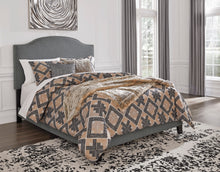 Load image into Gallery viewer, Adelloni 3 Piece Queen Upholstered Bed - B080-181 - Signature Design by Ashley Furniture