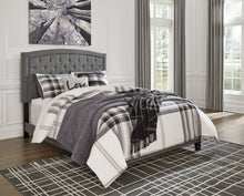 Load image into Gallery viewer, Adelloni 3 Piece King Upholstered Bed - B080-782 - Signature Design by Ashley Furniture