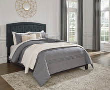 Load image into Gallery viewer, Adelloni 3 Piece Queen Upholstered Bed - B080-881 - Signature Design by Ashley Furniture