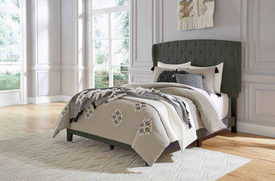 Vintasso 3 Piece Queen Upholstered Bed - B089-881 - Signature Design by Ashley Furniture