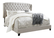 Load image into Gallery viewer, Jerary Upholstered Queen Bed - Gray - B090-981 - Signature Design by Ashley Furniture