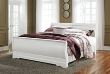 Load image into Gallery viewer, Anarasia - King Sleigh Bed - B129 - Signature Design by Ashley Furniture