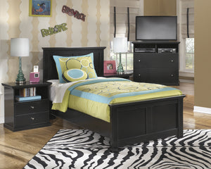 Maribel - Twin Bed - B138 - Signature Design by Ashley Furniture