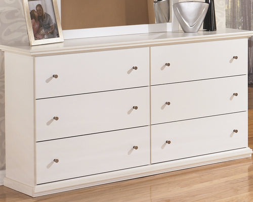 Bostwick Shoals - White - Dresser - B139-31 - Ashley Furniture