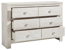 Load image into Gallery viewer, Paxberry - Whitewash - Dresser - B181-21- Ashley Furniture
