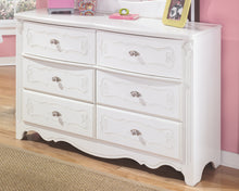 Load image into Gallery viewer, Exquisite - White - Dresser - B188-21 - Ashley Furniture