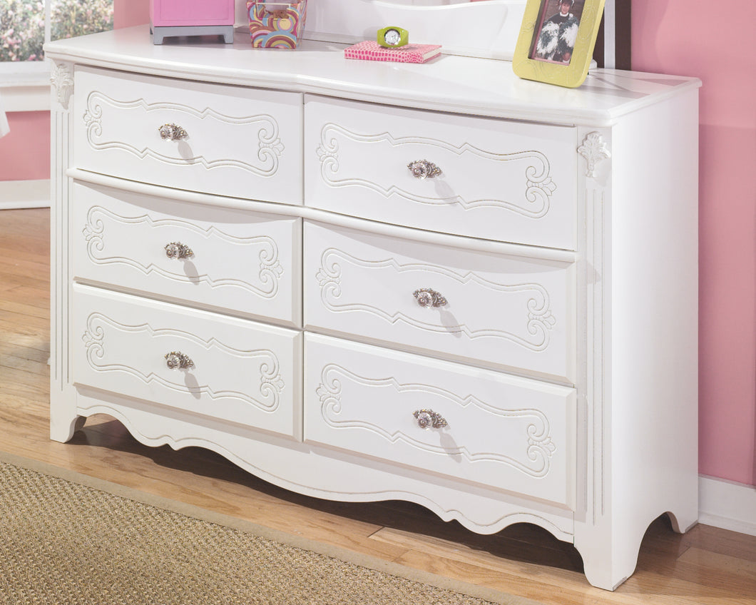 Exquisite - White - Dresser - B188-21 - Ashley Furniture