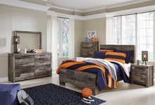Load image into Gallery viewer, Derekson - Full Bed - B200 - Signature Design by Ashley Furniture