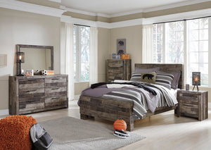 Derekson - Full Bed - B200 - Signature Design by Ashley Furniture