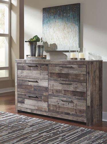 Derekson - Grey - Dresser - B200-31 - Ashley Furniture