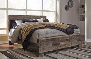 Derekson - King Bed - B200 - Ashley Furniture