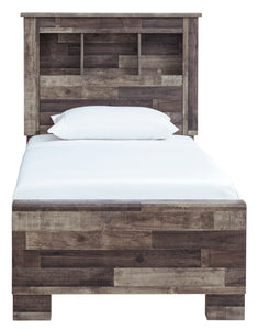 Derekson - Twin Bookshelf Bed - B200 - Ashley Furniture