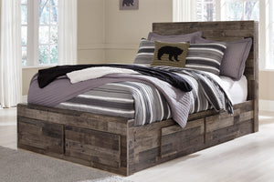 Derekson - Full Storage Bed - B200 - Ashley Furniture