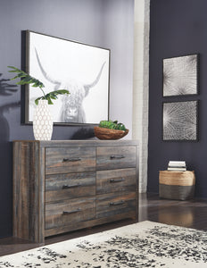 Drystan - Grey - Dresser - B211-31 - Ashley Furniture