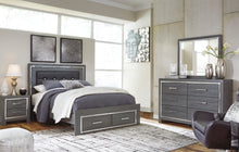 Load image into Gallery viewer, Lodanna - Queen Storage LED Bed - B214 - Ashley Furniture
