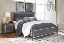 Load image into Gallery viewer, Lodanna - King Panel LED Bed - B214 - Ashley Furniture