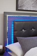 Load image into Gallery viewer, Lodanna - Full Panel LED Bed - B214 - Ashley Furniture