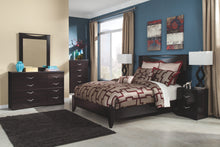 Load image into Gallery viewer, Zanbury - Dark Walnut - Dresser - B217-31 - Ashley Furniture