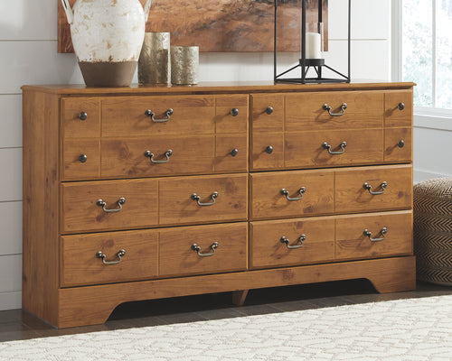 Bittersweet - Light Brown - Dresser - B219-31 - Ashley Furniture