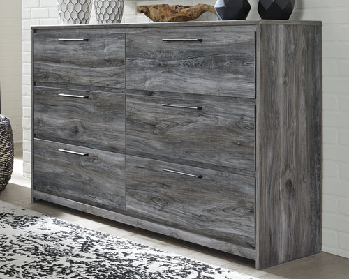 Baystorm - Grey - Dresser - B221-31 - Ashley Furniture