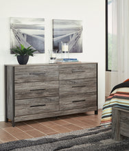 Load image into Gallery viewer, Cazenfeld - Black/Grey - Dresser - B227-31 - Ashley Furniture