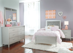Olivet - Twin Bed - B560 - Ashley Furniture