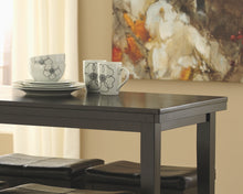 Load image into Gallery viewer, Kimonte - 5 Piece Counter Height Dining Table Set - D250 - Ashley Furniture