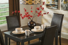 Load image into Gallery viewer, Kimonte - 5 Piece Dining Table Set - D250 - Signature Design by Ashley Furniture