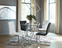 Load image into Gallery viewer, Madanere 5 Piece Round Dining Table Set - D275 - Ashley Furniture