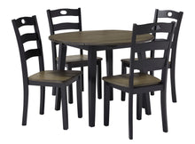 Load image into Gallery viewer, Froshburg - 5 Piece Round Dining Table Set - D338 - Ashley Furniture